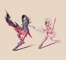 Final Fantasy XIII-2 by Chango