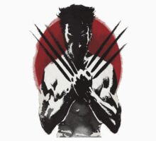 The Wolverine by Chaotic Art