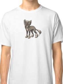 Chinese Crested Classic T-Shirt