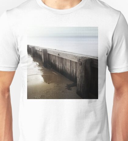 the break water 02 Unisex T-Shirt