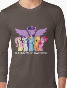 Elements of Harmony Long Sleeve T-Shirt