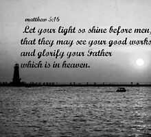 Light Shine Matthew 5 by Kimberose