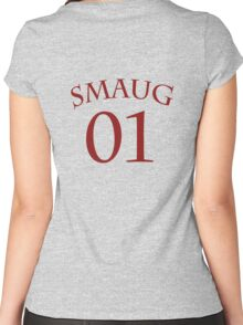 SMAUG 01 Women's Fitted Scoop T-Shirt