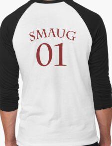 SMAUG 01 Men's Baseball ¾ T-Shirt