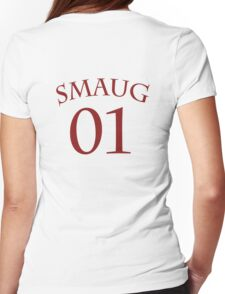 SMAUG 01 Womens Fitted T-Shirt