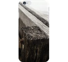 the break water 01 iPhone Case/Skin