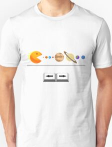 Game with planets T-Shirt