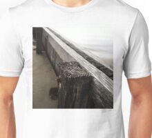 the break water 01 Unisex T-Shirt