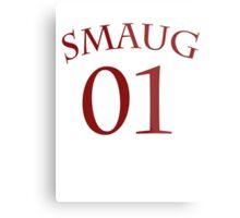 SMAUG 01 Metal Print