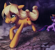 I'll protect you - poster, card by ShinePaw