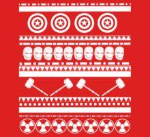 Avengers Christmas Kids Clothes