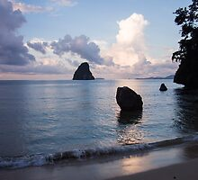 Early Morning, Northern Palawan by Paul Weston