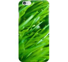 Green Grass iPhone Case/Skin
