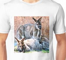 Wallaby Mates Unisex T-Shirt