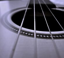 Guitar by PhosGraphe