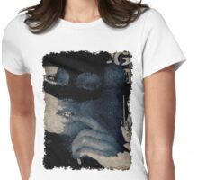 Alluring Kitty Womens Fitted T-Shirt