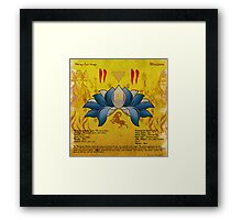 Manipura Chakra Framed Print