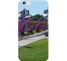 South Bank Arbour panorama iPhone Case/Skin