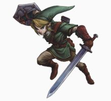 Link with sword Kids Clothes