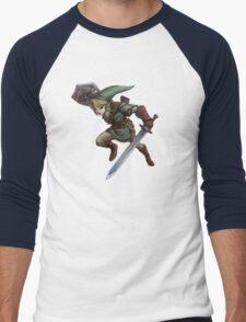 Link with sword Men's Baseball ¾ T-Shirt