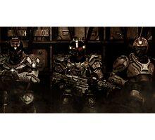 Heavy Assault - Planetside 2 Art [Unofficial] Photographic Print