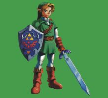 Fighter Link Kids Tee