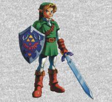 Fighter Link Kids Clothes