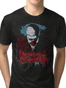Claustro The Clown 1.2 Tri-blend T-Shirt