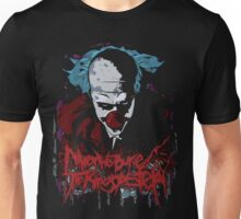 Claustro The Clown 1.2 Unisex T-Shirt