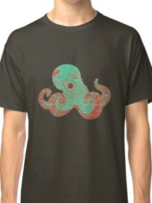 Camouflage of the Octopi Classic T-Shirt