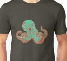 Camouflage of the Octopi Unisex T-Shirt
