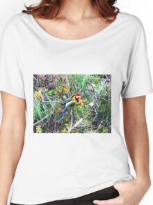 Ausralian Birds - Rosella Women's Relaxed Fit T-Shirt