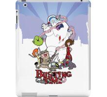 Busting Time iPad Case/Skin
