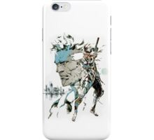 Metal Gear Solid 2 iPhone Case/Skin