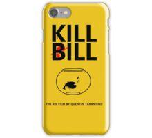 Kill Bill Minimalist Design iPhone Case/Skin