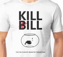Kill Bill Minimalist Design Unisex T-Shirt
