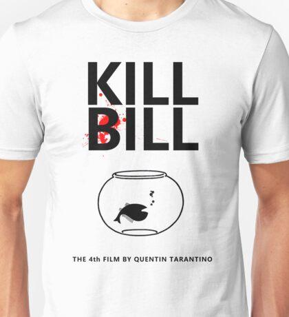 Kill Bill Minimalist Design Unisex T-Shirt