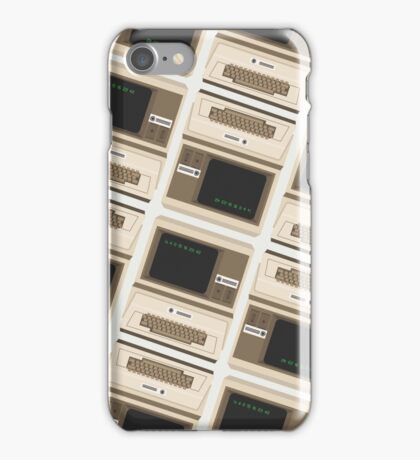 LOST Dharma Initiative Computers iPhone Case/Skin