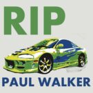 RIP PAUL WALKER ECLIPS by chasemarsh