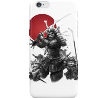 Samurai Neko iPhone Case/Skin