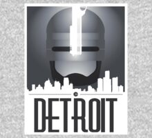 RoboCop-Detroit Kids Clothes