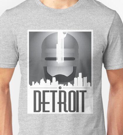 RoboCop-Detroit Unisex T-Shirt