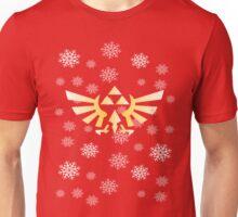 Legend of Zelda - Festive Triforce T- Shirt Unisex T-Shirt