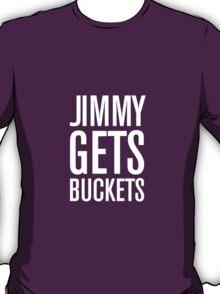 Jimmy Butler shirt, Jimmy Gets Buckets tshirt, NBA Chicago Bulls t-shirt, basketball apparel T-Shirt