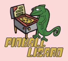 Pinball Lizard Kids Clothes