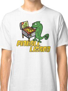 Pinball Lizard Classic T-Shirt