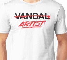 Artist Not Vandal (v2) Unisex T-Shirt