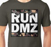 RUN DMZ (camo) Unisex T-Shirt
