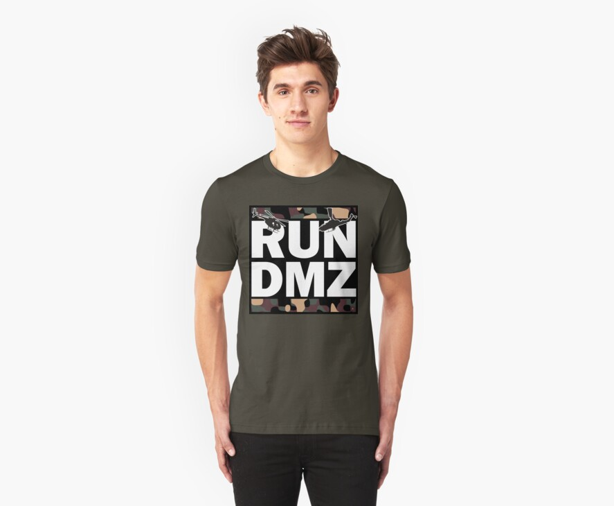 RUN DMZ (camo) by kayve