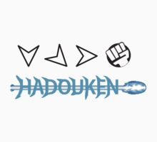 Hadouken Shirt by Jackydile